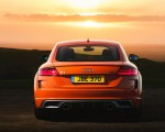 2019 Audi TT Coupe (UK-Spec) Rear Wallpapers 150x120 (31)