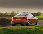 2019 Audi TT Coupe (UK-Spec) Rear Wallpapers 150x120 (24)