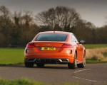 2019 Audi TT Coupe (UK-Spec) Rear Wallpapers 150x120 (8)