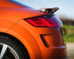 2019 Audi TT Coupe (UK-Spec) Spoiler Wallpapers 150x120 (37)
