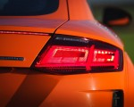 2019 Audi TT Coupe (UK-Spec) Tail Light Wallpapers 150x120 (36)