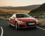 2019 Audi TTS Coupe (Color: Pulse Orange) Front Three-Quarter Wallpapers 150x120 (8)