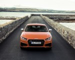 2019 Audi TTS Coupe (Color: Pulse Orange) Front Wallpaper 150x120 (13)
