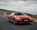 2019 Audi TTS Coupe (Color: Pulse Orange) Front Wallpaper 150x120 (9)