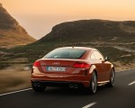 2019 Audi TTS Coupe (Color: Pulse Orange) Rear Three-Quarter Wallpapers 150x120 (10)