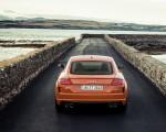 2019 Audi TTS Coupe (Color: Pulse Orange) Rear Wallpaper 150x120 (15)