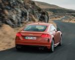 2019 Audi TTS Coupe (Color: Pulse Orange) Rear Wallpaper 150x120 (11)