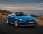 2019 Audi TTS Coupe (Color: Turbo Blue) Front Three-Quarter Wallpapers 150x120 (18)