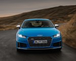 2019 Audi TTS Coupe (Color: Turbo Blue) Front Wallpapers 150x120 (19)