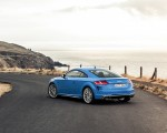 2019 Audi TTS Coupe (Color: Turbo Blue) Rear Three-Quarter Wallpapers 150x120 (23)