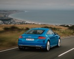 2019 Audi TTS Coupe (Color: Turbo Blue) Rear Three-Quarter Wallpapers 150x120 (20)