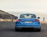 2019 Audi TTS Coupe (Color: Turbo Blue) Rear Wallpapers 150x120 (25)