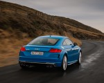 2019 Audi TTS Coupe (Color: Turbo Blue) Rear Wallpapers 150x120 (21)