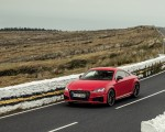 2019 Audi TTS Coupe Competition (Color: Tango Red) Front Three-Quarter Wallpapers 150x120 (5)