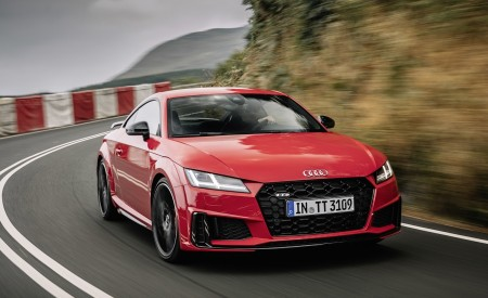 2019 Audi TTS Coupe And Roadster Wallpapers HD