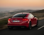 2019 Audi TTS Coupe Competition (Color: Tango Red) Rear Wallpapers 150x120 (3)