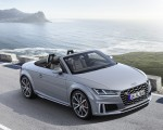 2019 Audi TTS Roadster (Color: Nardo Gray) Front Three-Quarter Wallpapers 150x120 (32)