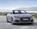 2019 Audi TTS Roadster (Color: Nardo Gray) Front Three-Quarter Wallpapers 150x120 (33)