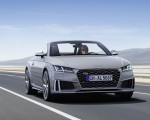 2019 Audi TTS Roadster (Color: Nardo Gray) Front Wallpapers 150x120 (27)
