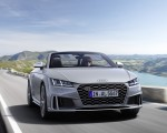 2019 Audi TTS Roadster (Color: Nardo Gray) Front Wallpapers 150x120 (26)