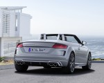 2019 Audi TTS Roadster (Color: Nardo Gray) Rear Wallpapers 150x120 (37)