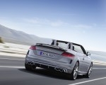 2019 Audi TTS Roadster (Color: Nardo Gray) Rear Wallpapers 150x120 (30)