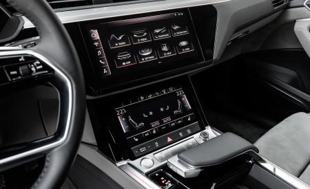 2019 Audi e-tron Central Console Wallpaper 450x275 (54)