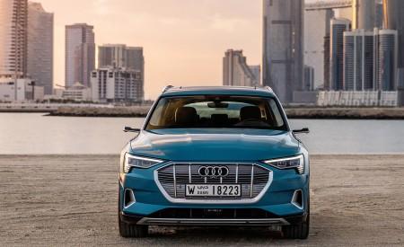 2019 Audi e-tron (Color: Antigua Blue) Front Wallpaper 450x275 (91)