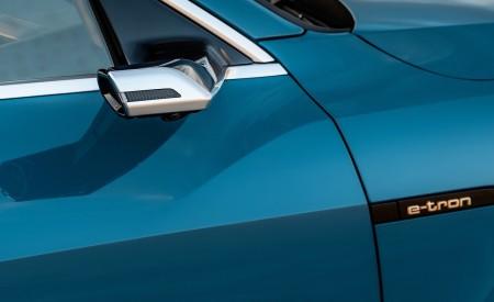 2019 Audi e-tron (Color: Antigua Blue) Mirror Wallpaper 450x275 (115)