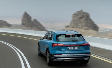2019 Audi e-tron (Color: Antigua Blue) Rear Wallpaper 450x275 (72)