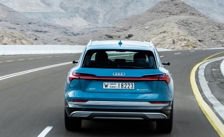 2019 Audi e-tron (Color: Antigua Blue) Rear Wallpaper 450x275 (62)
