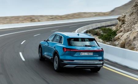 2019 Audi e-tron (Color: Antigua Blue) Rear Wallpaper 450x275 (73)