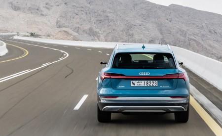 2019 Audi e-tron (Color: Antigua Blue) Rear Wallpaper 450x275 (83)