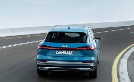 2019 Audi e-tron (Color: Antigua Blue) Rear Wallpaper 450x275 (74)