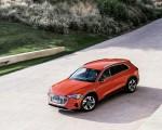 2019 Audi e-tron (Color: Catalunya Red) Front Three-Quarter Wallpapers 150x120 (35)