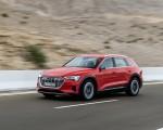 2019 Audi e-tron (Color: Catalunya Red) Front Three-Quarter Wallpapers 150x120 (3)