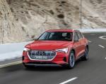 2019 Audi e-tron (Color: Catalunya Red) Front Three-Quarter Wallpapers 150x120 (16)