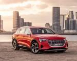 2019 Audi e-tron (Color: Catalunya Red) Front Three-Quarter Wallpapers 150x120 (26)