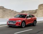 2019 Audi e-tron (Color: Catalunya Red) Front Three-Quarter Wallpapers 150x120 (17)