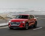 2019 Audi e-tron (Color: Catalunya Red) Front Three-Quarter Wallpapers 150x120 (6)