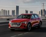 2019 Audi e-tron (Color: Catalunya Red) Front Three-Quarter Wallpapers 150x120 (27)