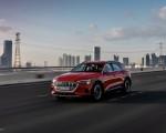 2019 Audi e-tron (Color: Catalunya Red) Front Three-Quarter Wallpapers 150x120 (28)