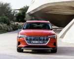 2019 Audi e-tron (Color: Catalunya Red) Front Wallpapers 150x120 (37)