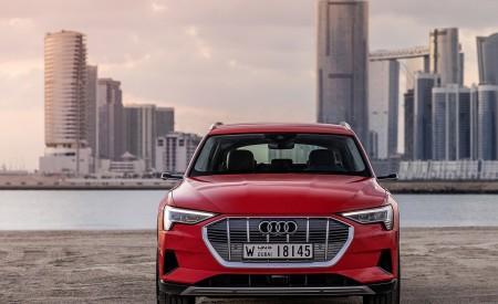 2019 Audi e-tron (Color: Catalunya Red) Front Wallpaper 450x275 (36)