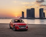 2019 Audi e-tron (Color: Catalunya Red) Front Wallpapers 150x120 (29)