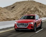 2019 Audi e-tron (Color: Catalunya Red) Front Wallpapers 150x120 (9)