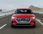 2019 Audi e-tron (Color: Catalunya Red) Front Wallpapers 150x120 (19)
