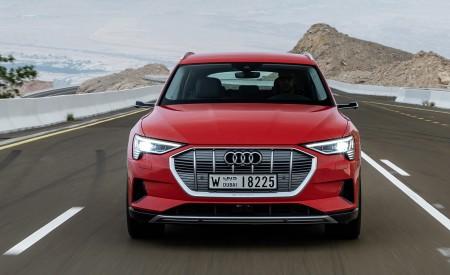 2019 Audi e-tron (Color: Catalunya Red) Front Wallpaper 450x275 (19)