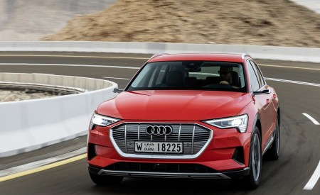 2019 Audi E-tron Wallpapers HD