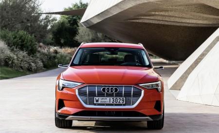 2019 Audi e-tron (Color: Catalunya Red) Front Wallpaper 450x275 (37)